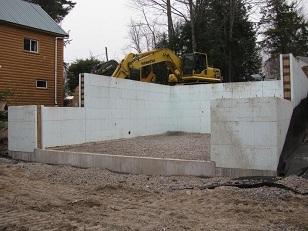 Home henrys concrete construction for Alternative home building methods